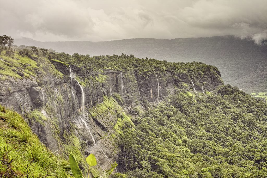 If you do choose to trek in the monsoon you will be rewarded with vistas like this!